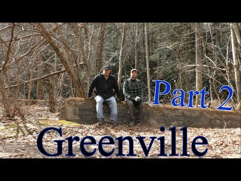 Abandoned Town Of Greenville - Part 2