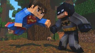 Minecraft Mod: ESCADONA - SUPERMAN VS BATMAN ‹ AM3NIC ›