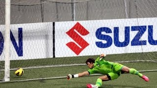 Top 10 Saves: AFF Suzuki Cup 2012