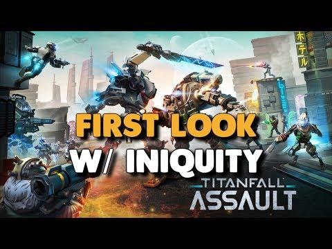 Titanfall Assault - LET'S GO! | Learning the Basics