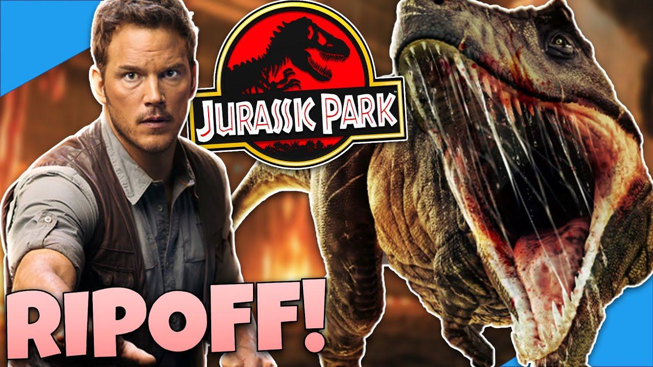 Download TRIASSIC WORLD: The Jurassic World RIPOFF Movie! - Diamondbolt