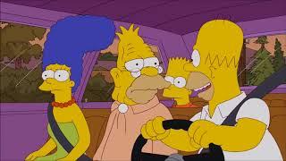 Симпсоны   самые смешные моменты   (Трансформеры)