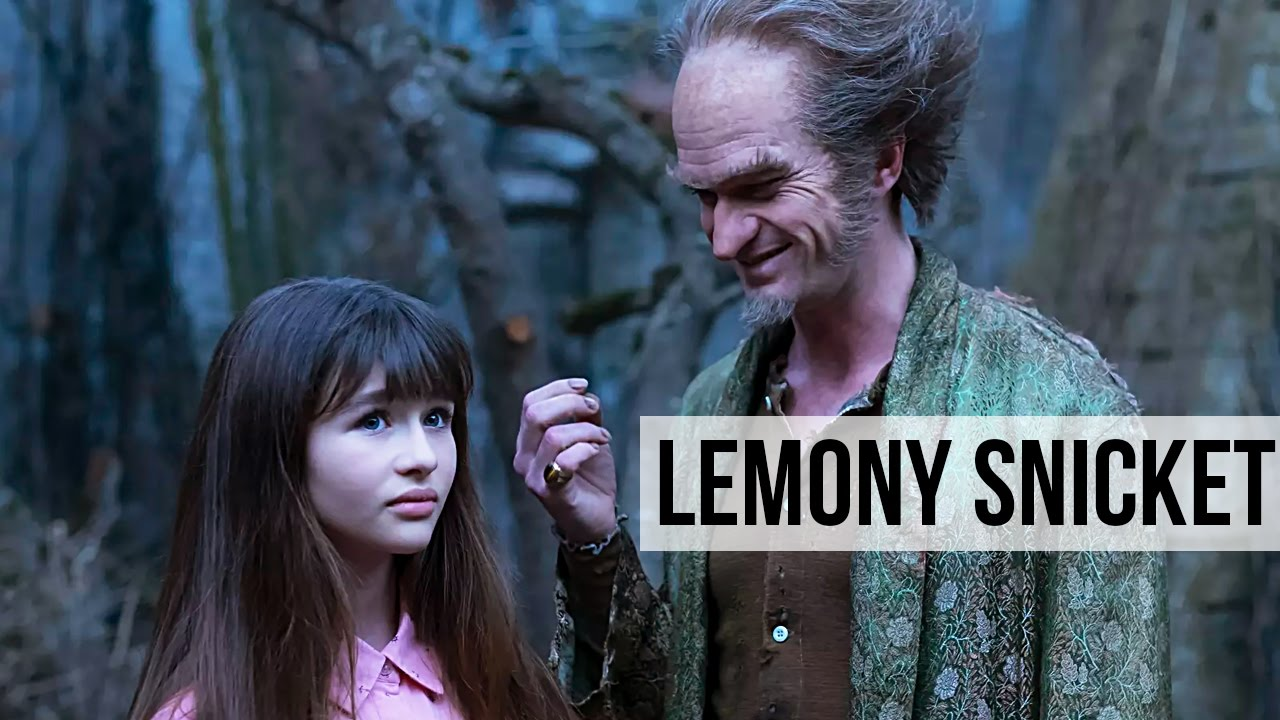 Lemony Snicket Stream