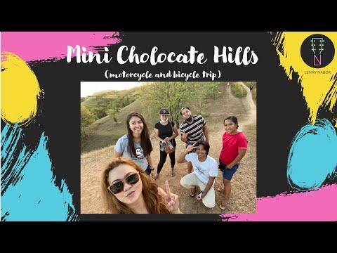 Buhay Probinsya - Mini Chocolate Hills of Umingan, Pangasinan (motorcycle and bicycle trip) thumbnail