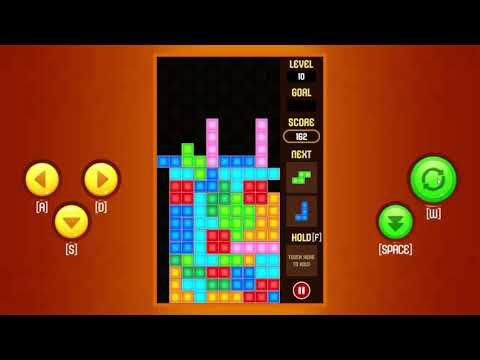 TETRIS Block Puzzle - Classic Mode - Levels 1 to 12 Complete