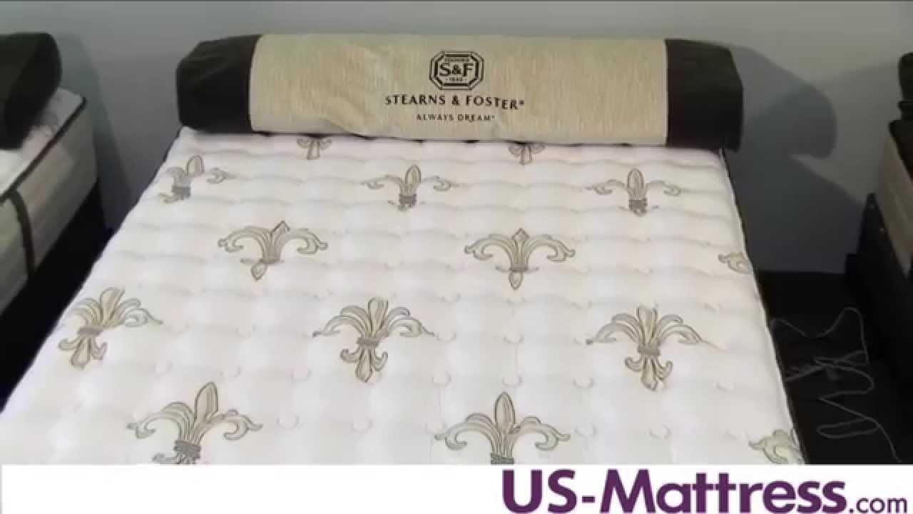 stearns and foster pillow top. Stearns \u0026 Foster Signature Port Isabel Luxury Firm Euro Pillowtop Mattress And Pillow Top P