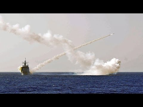 Command: Modern Naval/Air Operations 39 - Massive Missile Launch....