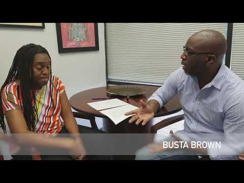 Busta Brown interviews researcher Dr. Melicia C. Whitt-Glover for The Chronicle