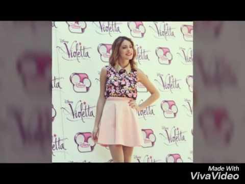 Martina Strosel din Violetta vs Karol Sevilla din Soy Luna poze