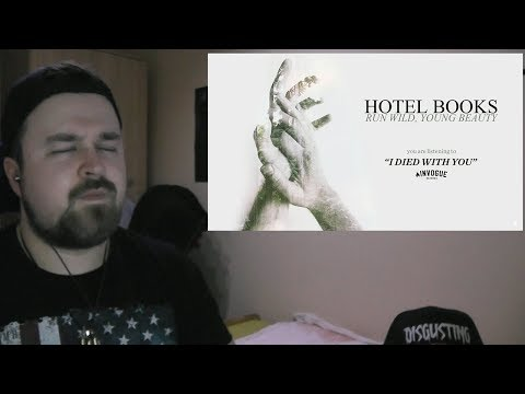 """Hotel Books """"I Died With You"""" REACTION (Spoken Word/Emotional/Poetry)"""