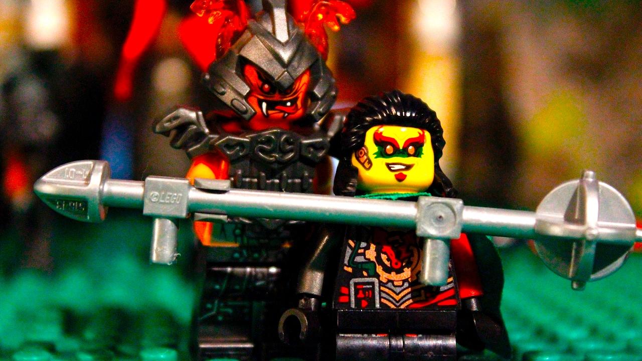 Lego ninjago splinter in time episode 5 blade map youtube - Ninjago episode 5 ...