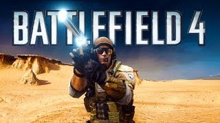 Battlefield 4 - Random Moments 11 (Body Spasm, Redeploy Fail)