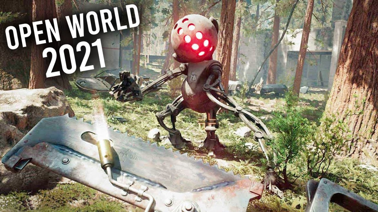 Download Top 20 NEW Open World Games of 2021