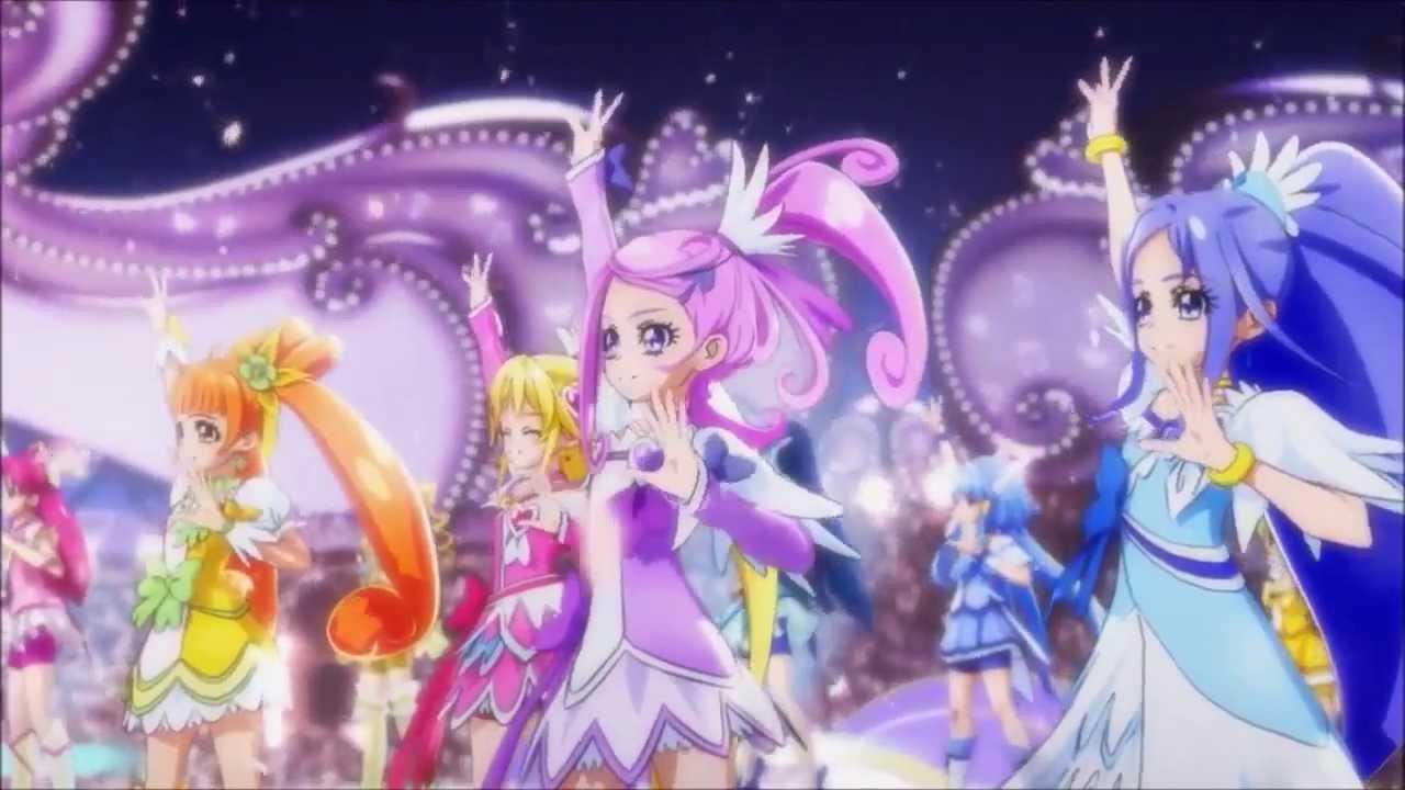 Download Precure All Stars New Stage 2: Kokoro no Tomodachi