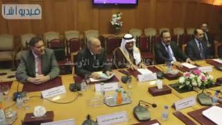 بالفيديو : الجلسة الختامية للجنة الحكماء بحضور الامين العام