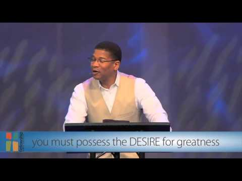 Pastor Lee Jenkins Sermon: It's Time For You To Be Great