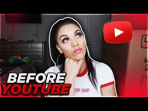 LIFE BEFORE YOUTUBE | STORYTIME | Biannca Prince