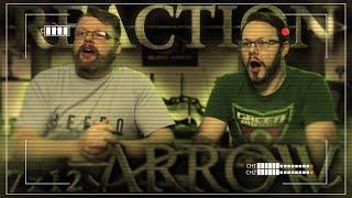 "Arrow 7x12 REACTION!! ""Emerald Archer"" #150"