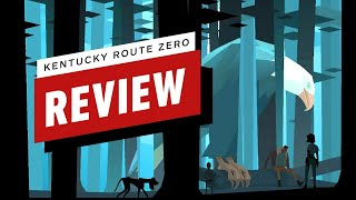 Kentucky Route Zero Review (Video Game Video Review)