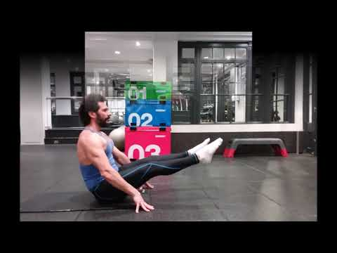 Taking Flight: From Hip Prostheses Implants Surgery to Calisthenics