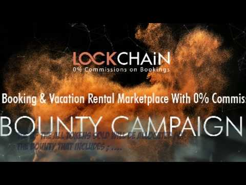 Lockchain Has Launched The Bounty Program Official