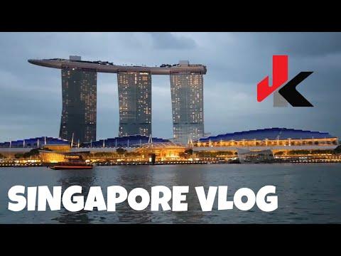 VACATION   SINGAPORE : VLOG DAY 1