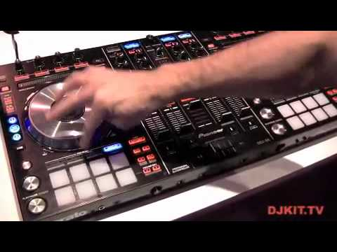 Pioneer Ddj Sx Controller With Performance Pads For Serato Dj With
