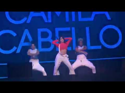 Camila Cabello - Inside Out [Bruno Mars 24k Magic Tour, San Jose]