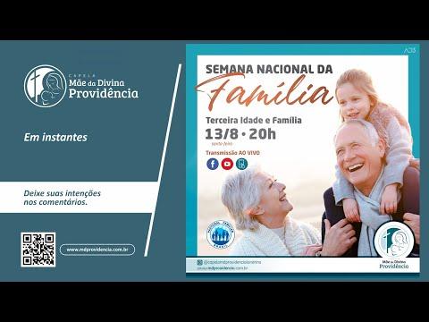Semana Nacional da Família - Terceira Idade e Família