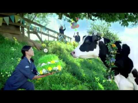 Quảng cáo Vinamilk 2012 mới nhất cực vui