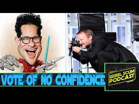 JJ Abrams or Rian Johnson? Who Should Direct Star Wars Episode 9? - Vote of No