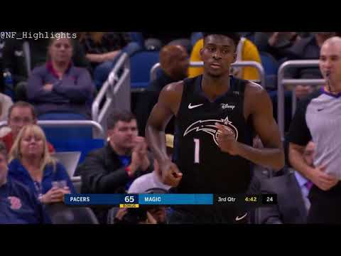 Jonathan Isaac   13 PTS 13 REB: All Possessions (01/31/19)