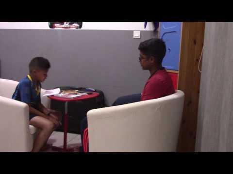 Jaward Interviews Imadh