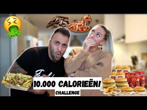 10.000 CALORIEËN BINNEN