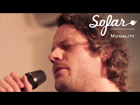 Monality - Your Eyes Your Tears | Sofar Istanbul