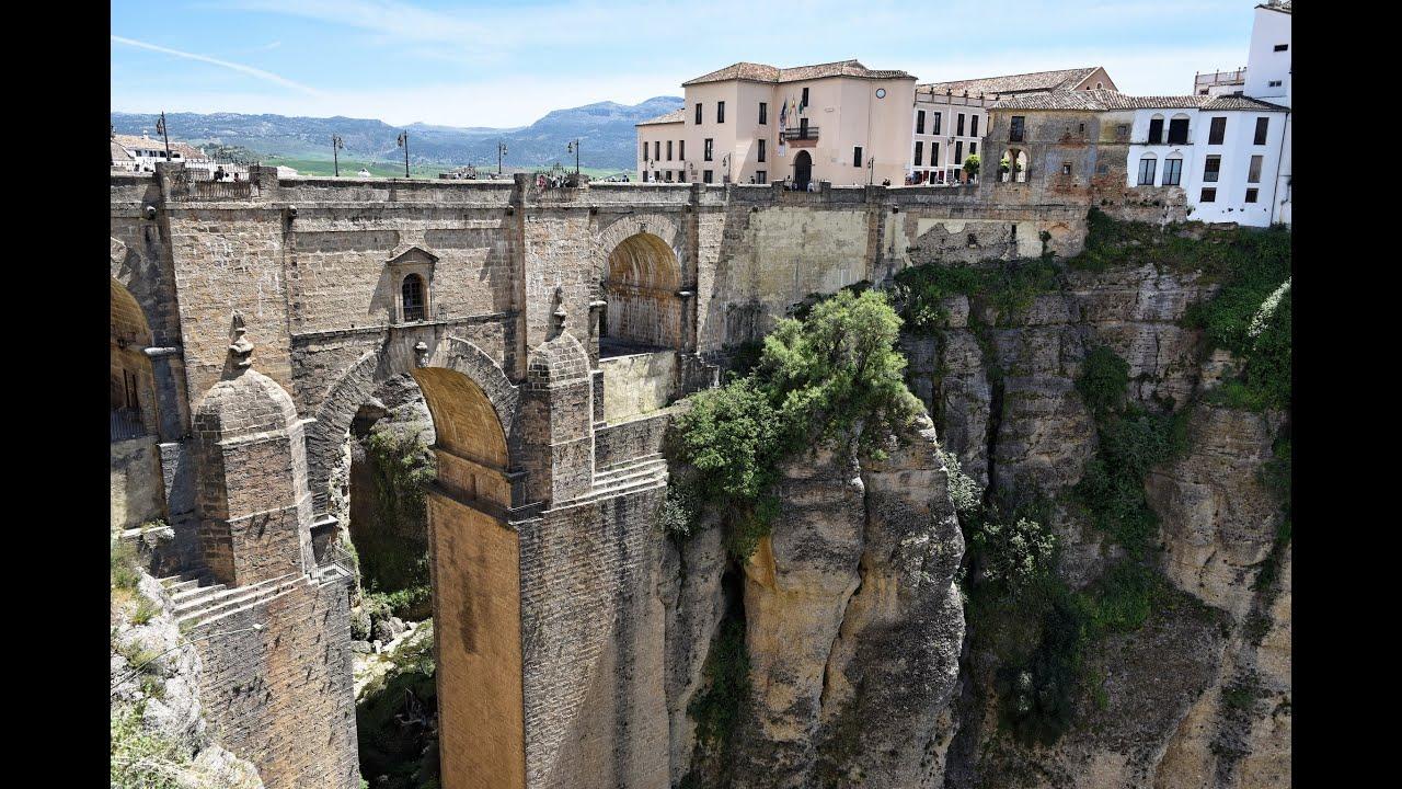 Ville Espagne Andalousie Pont