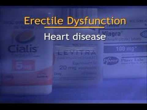 Erectile Dysfunction Drugs-Mayo Clinic from YouTube · Duration:  2 minutes 11 seconds
