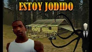 CJ Matando a Pie Gra... SLENDERMAN | LOQUENDO
