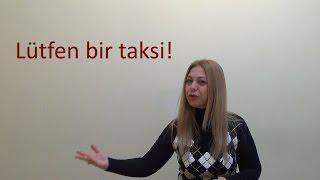 Μάθημα τουρκικής - Προφορά - Χαιρετισμοί - Ημέρες - Μήνες - Αριθμοί