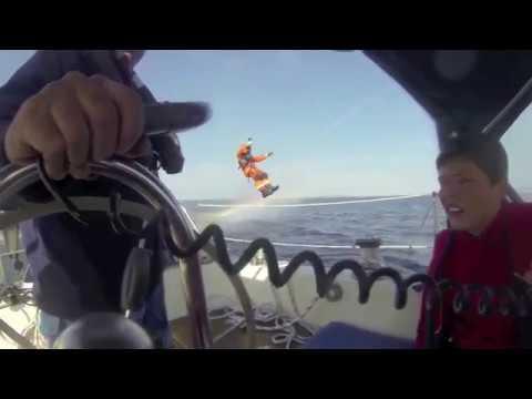 Irish Coastguard Exercise and Forever - HR352