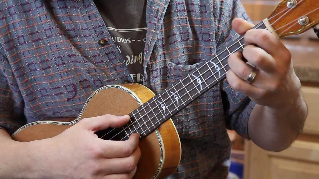 How To Learn Let It Be In 2 Minutes On Ukulele Doovi