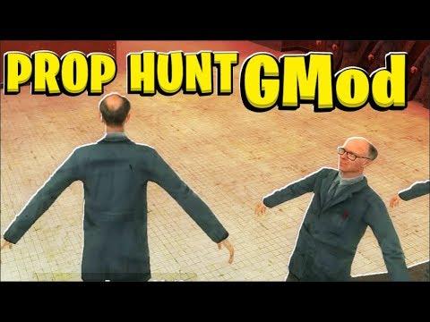 GMOD Prop Hunt Funny Moments - Hiding As A Dead Fish thumbnail