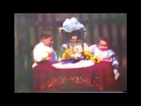 First Color Video 1902