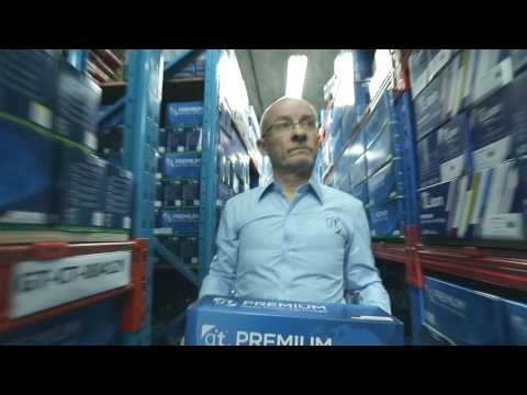GIT Corporate Video in Arabic (Toner Manufacturing, Document Printing Solutions)