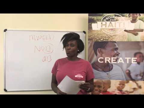 Learn Haitian Creole - Survival Phrases
