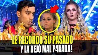 SAID PALAO  LLAMA DOBLE M0RAL A DUCELIA ECHEVARRIA Y LE RECORDO SU PASADO!