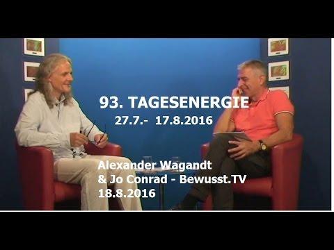 93.TAGESENERGIE - Alexander zu Energien & Heilkrisen...| Bewusst.TV - 18.8.2016