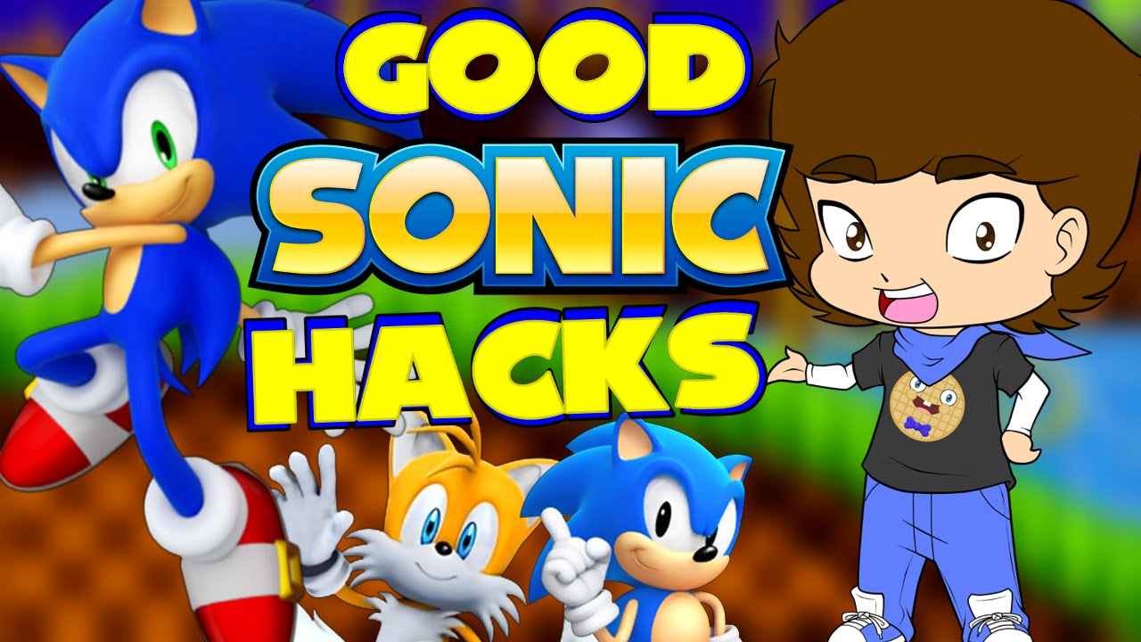 Good sonic hacks and fan games connerthewaffle youtube