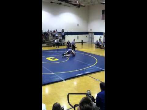 Paul vs Copley 12/14