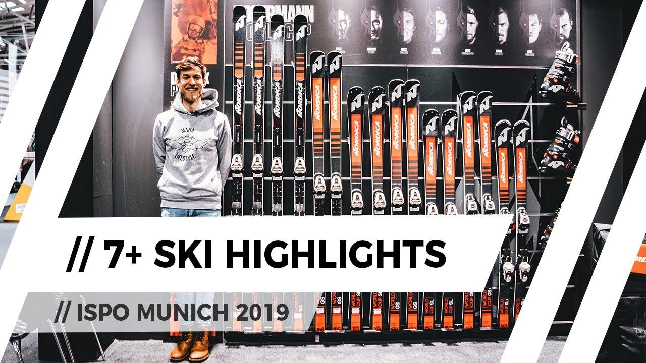 7 highlight ski neuheiten der saison 2019 20 ispo. Black Bedroom Furniture Sets. Home Design Ideas